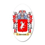 Hetschold 20x12 Oval Wall Decal