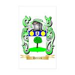 Hetrick Sticker (Rectangle 10 pk)