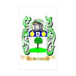 Hetrick Sticker (Rectangle 50 pk)