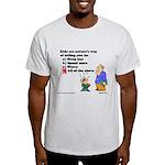 Kids Natures Way Quiz Light T-Shirt