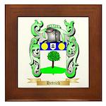 Hetrick Framed Tile