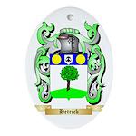 Hetrick Ornament (Oval)