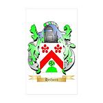 Hethorn Sticker (Rectangle 10 pk)