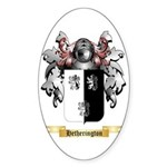 Hetherington Sticker (Oval)