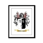 Hetherington Framed Panel Print