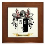 Hetherington Framed Tile