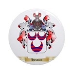 Hession Ornament (Round)