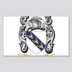 Stanley Coat of Arms - Family Crest Sticker