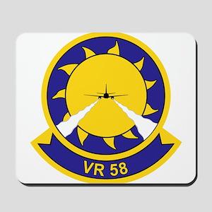 vr-58 Mousepad