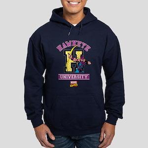 Hawkeye University Hoodie (dark)