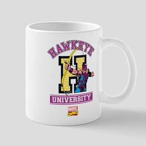 Hawkeye University Mug