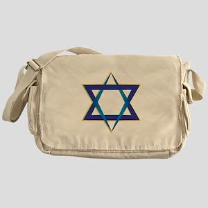Star Of David 1 Messenger Bag