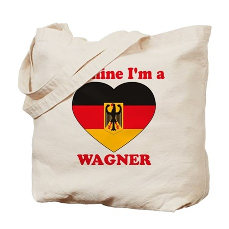 Wagner, Valentine's Day Tote Bag