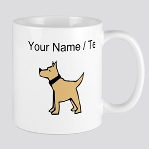 Dogo Argentino (Custom) Mugs