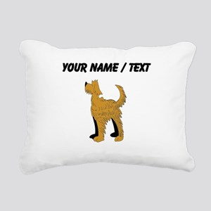Lagotto Romagnolo (Custom) Rectangular Canvas Pill