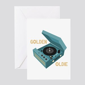 Golden Oldie Greeting Cards