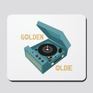 Golden Oldie Mousepad