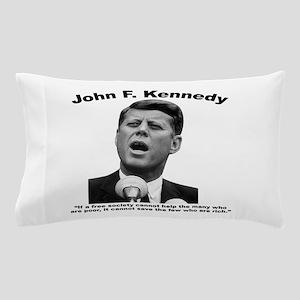 JFK Wealth Pillow Case