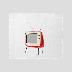 Television Throw Blanket