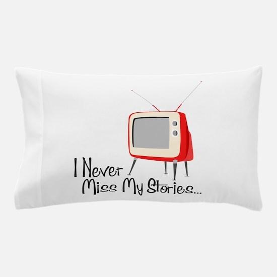 My Stories Pillow Case