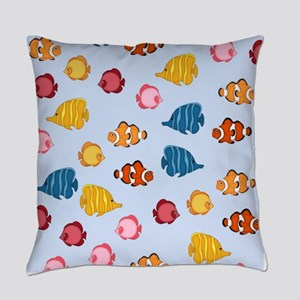 Tropical Fish Master Pillow