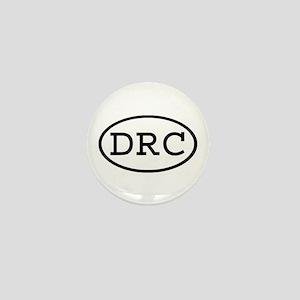 DRC Oval Mini Button