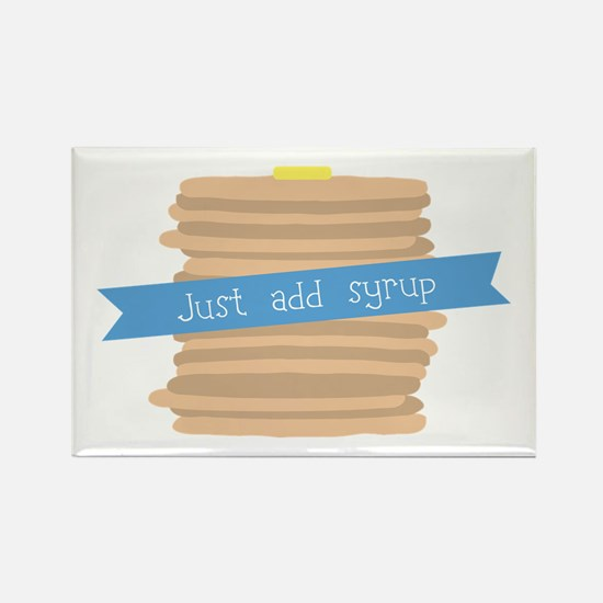Just Add Syrup Magnets