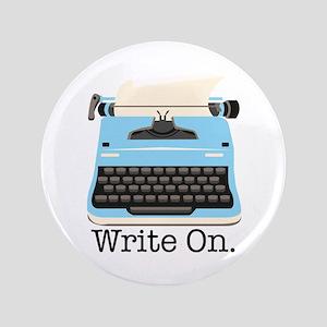 """Write On 3.5"""" Button"""