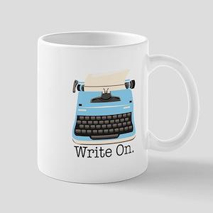 Write On Mugs