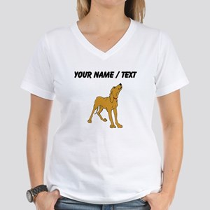 Redbone Coonhound (Custom) T-Shirt