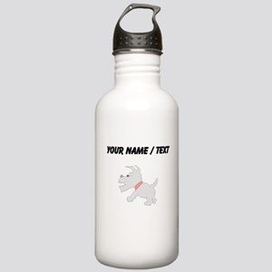 Portuguese Podengo Pequeno (Custom) Water Bottle