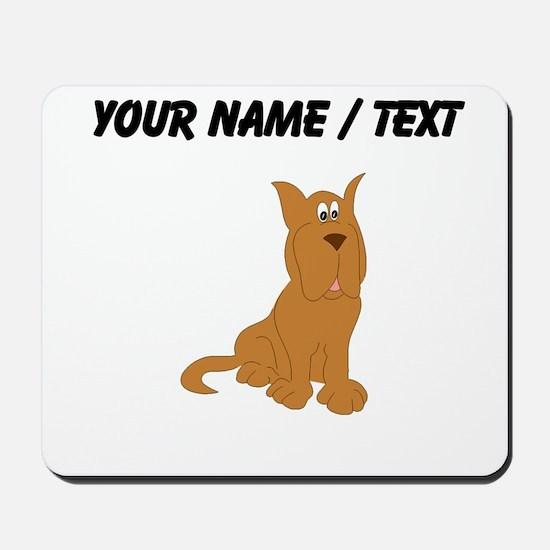 Perro de Presa Canario (Custom) Mousepad