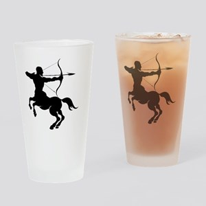 The Centure archer of the Zodiac Drinking Glass