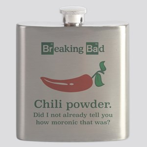 Breaking Bad Chili Powder Flask