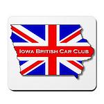 Iowa British Mousepad