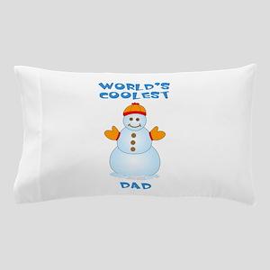 World's Coolest Dad Pillow Case