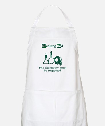 Breaking Bad Chemistry Apron