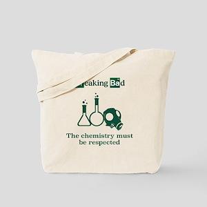 Breaking Bad Chemistry Tote Bag