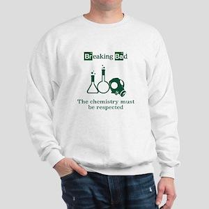 Breaking Bad Chemistry Sweatshirt