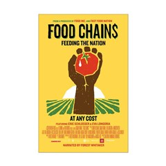 Food Chains Campaign Posters