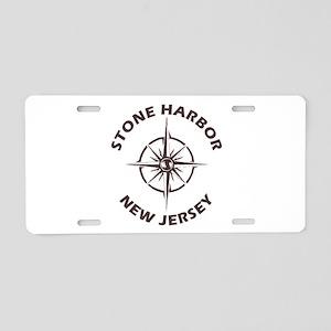 New Jersey - Stone Harbor Aluminum License Plate