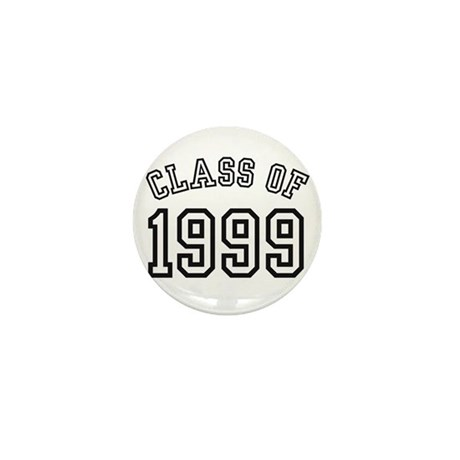 Class of 1999 Mini Button (10 pack)