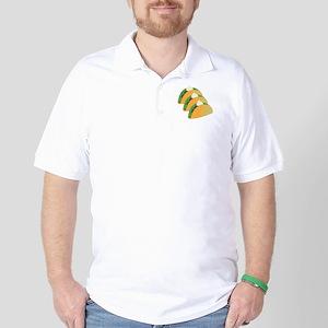 Taco Sour cream Golf Shirt