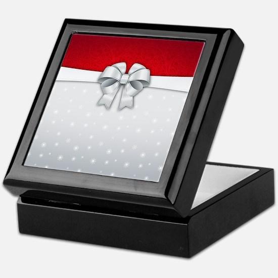 Simplistic Holiday Keepsake Box