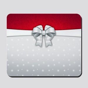 Simplistic Holiday Mousepad