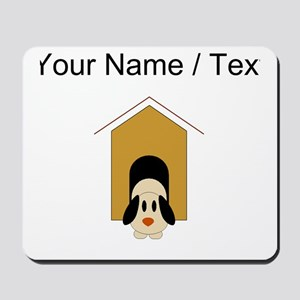 Doghouse (Custom) Mousepad