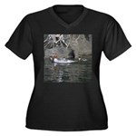 Baby Ducklings Plus Size T-Shirt