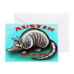 AusDillo Cards Greeting Cards