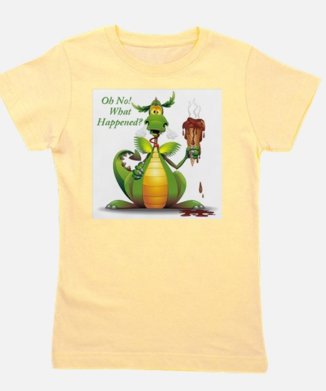 Dragon Girl's Tee