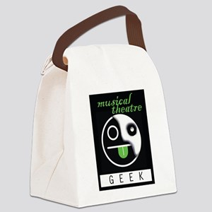 Musical Theatre GEEK Canvas Lunch Bag